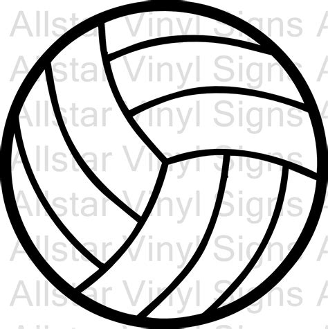 printable picture of a volleyball basketball and volleyball coloring pages