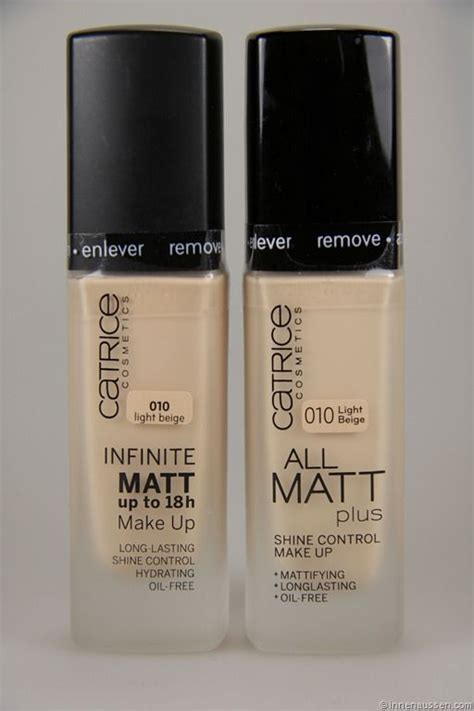 Catrice All Matt Plus Reviews Photo Ingredients