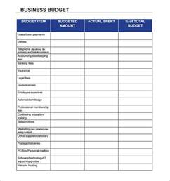 small business expense template best photos of small business budget worksheet template