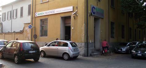 Banca Credito Cooperativo Cremonese by Castelleone Tentata Rapina Alla Banca Cremonese