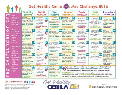 fitness nutrition challenge
