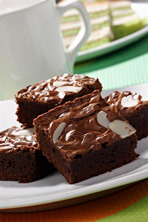 Brownies Kukus Panggang resep jenggot