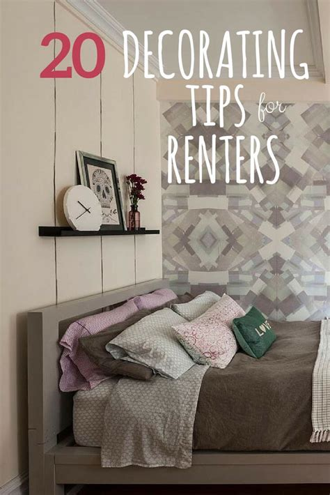 20 Decorating Tips For Renters Trusper