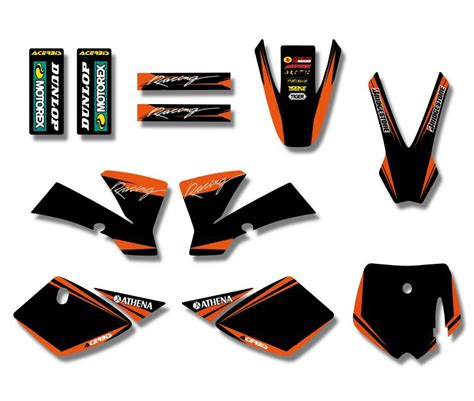 Ktm Aufkleber Kit by Sticker Kit Ktm Reviews Online Shopping Sticker Kit Ktm