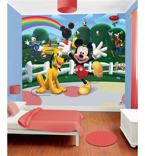 Disney Jr Mickey Mouse Mat - 4 safety cones disney disney mickey mouse and mickey