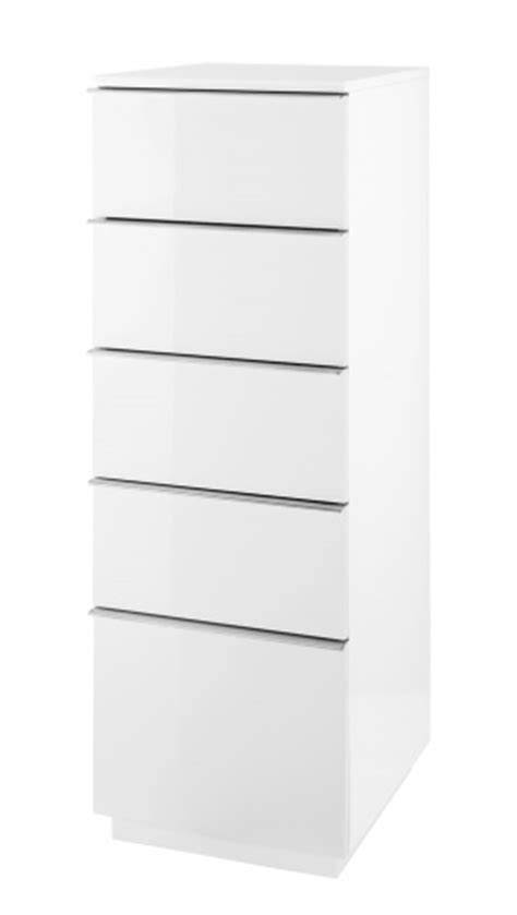 small white gloss filing cabinet madison filing cabinet white office drawers dwell retail