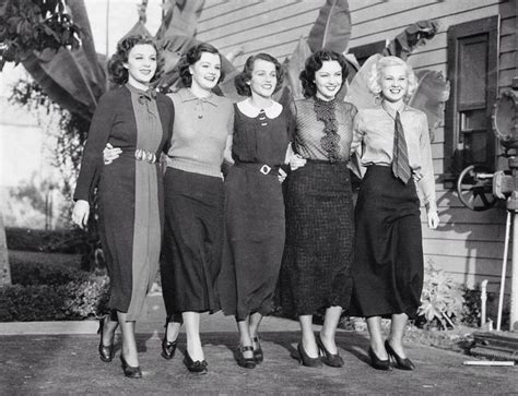 attire for women mid 30s 221 best 1930s images on pinterest old photography old