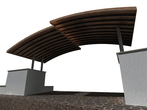 tettoia in ferro tettoia in ferro e rame fferrarini rsm