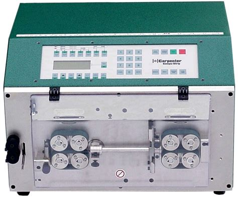 Bench 32 Automatic Cut And Strip Automatic Wire Stripper Automatic