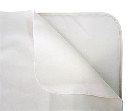 Baby Crib Pad Organic Cotton Waterproof Mattress Pad