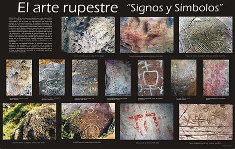 imagenes y simbolos en el arte exposici 243 n el arte en las rocas el arte rupestre quot signos