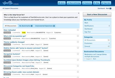 open source forum software