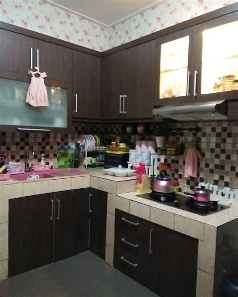 Home Decor Dekorasi Rumah Kamar dekorasi dapur cantik untuk rumah mungil minimalis