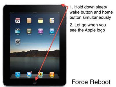 reset ipad tool how to reboot ipad frozen ipad included