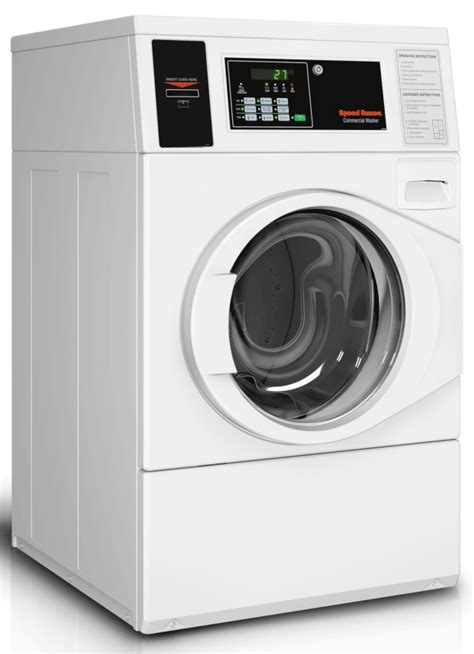 speed front load washer speed commercial front load washer sfnnyasp113tw01