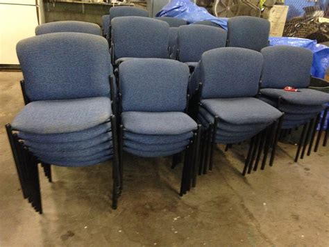 government surplus office furniture municibid government auctions of government surplus lot of 88 office chairs