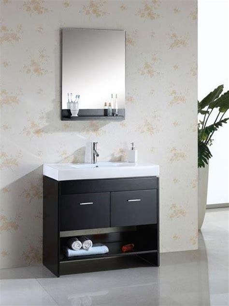 Tradewinds Bathroom Vanities Shallow Bathroom Vanities With 8 18 Inches Of Depth