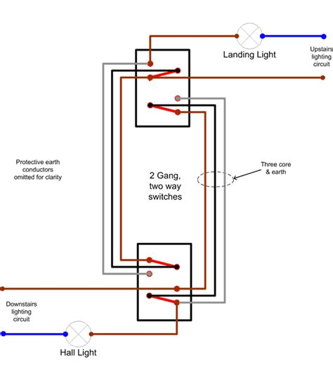 2 two way switch wiring diagram 36 wiring diagram