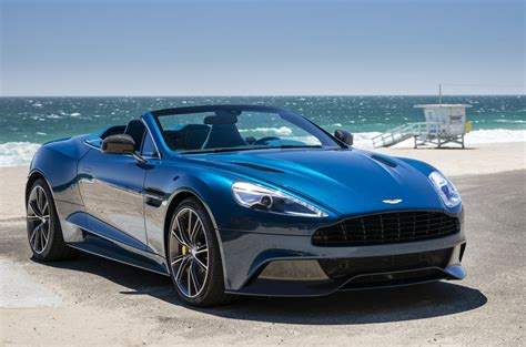 Aston Martin Vanquish Volante laptimes, specs, performance data   FastestLaps.com
