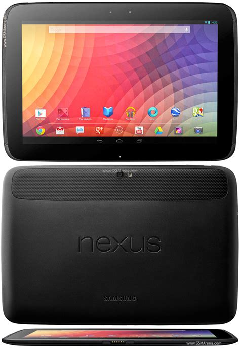 Hp Nexus 10 samsung nexus 10 p8110 pictures official photos