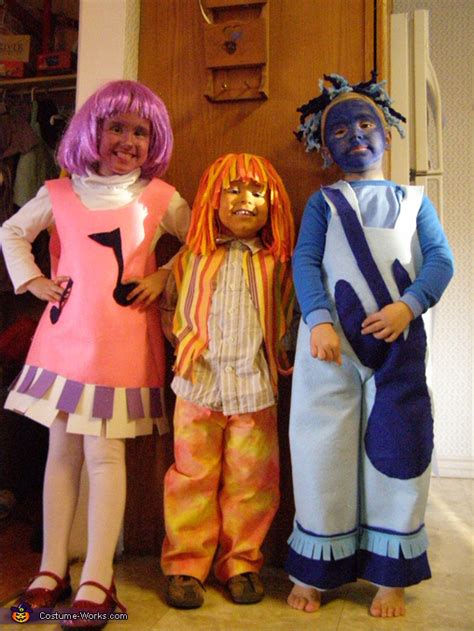 doodle costume the doodlebops costumes
