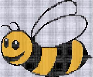 bee cross stitch pattern by motherbeedesigns craftsy