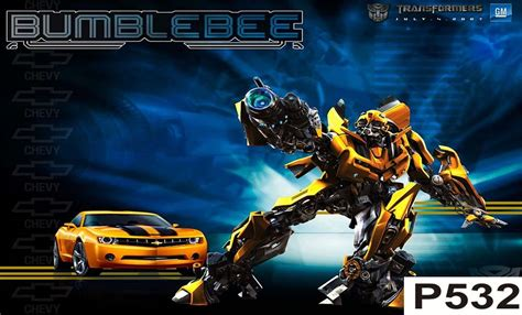 imagenes en hd transformers painel transformers bumblebee clim center elo7