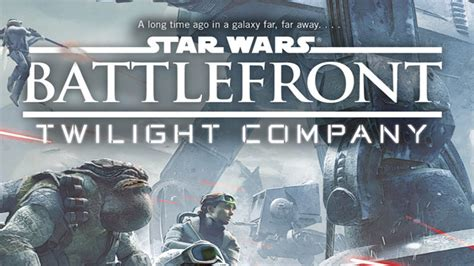star wars battlefront twilight star wars battlefront twilight company review the story the game forgot star wars gaming news