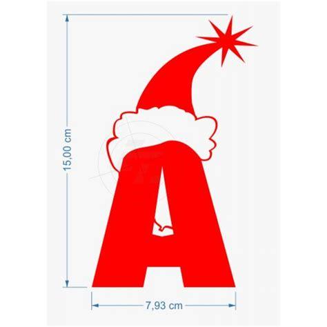 Schaufensteraufkleber Weihnachten by Weihnachtliches Buchstabenalphabet Schaufensteraufkleber