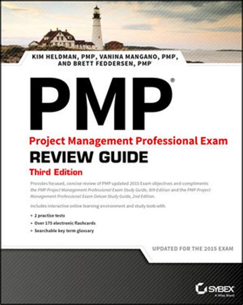 pmp project management professional study guide fifth edition books pmp project management professional study guide 6th