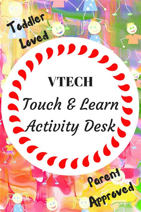 Learning Desk by Exciting Vtech Touch And Learn Activity Desk For Toddlers