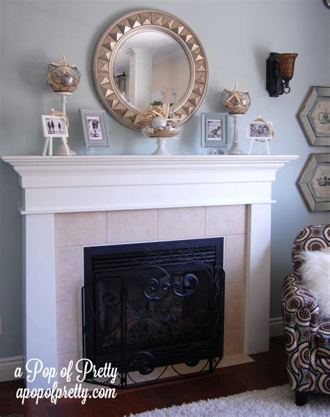 Decorating Ideas For Mantels A Year Of Mantel Decorating Ideas My Seasonally
