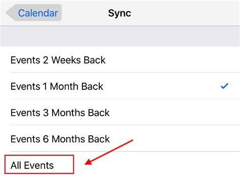 Calendar App Not Syncing How To Fix Iphone Calendar Not Syncing Issue Imobie Inc