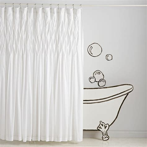 Modern Bathroom Shower Curtains Shower Curtains And Bath Mats The Land Of Nod