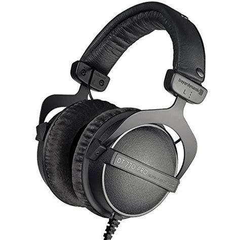 Limited Edition Headset Bando Sony Bass beyerdynamic dt 770 pro 80 limited edition headphones
