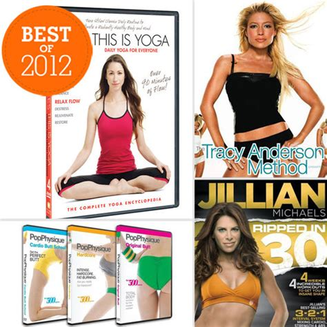 best fitness dvds 2012 popsugar fitness