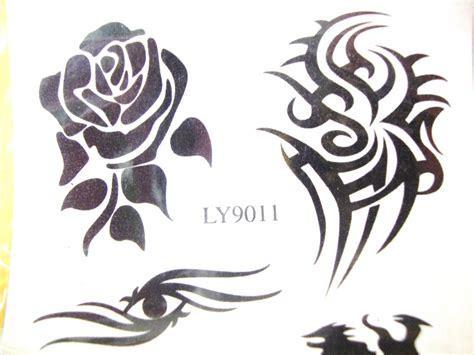 imagenes tatuajes temporales tatuajes temporales