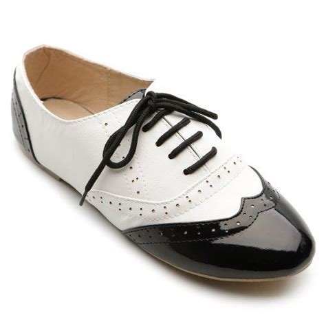womens white oxford shoes ollio s classic dress oxfords low flats heels lace