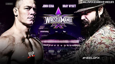 theme song wrestlemania 30 2014 john cena vs bray wyatt wwe wrestlemania 30 xxx