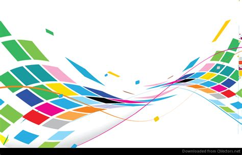 colorful design abstract wavy design colorful background vector vector