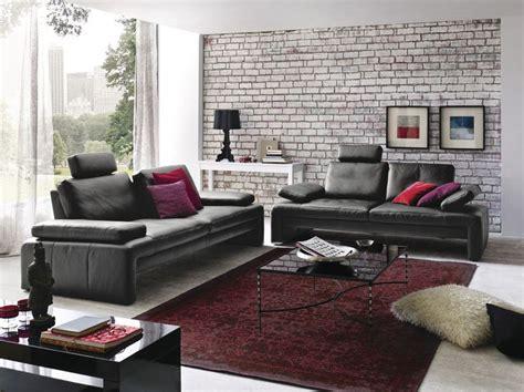 sofa junges wohnen garnitur fenja modernes kubisches sofa mit sitztiefen