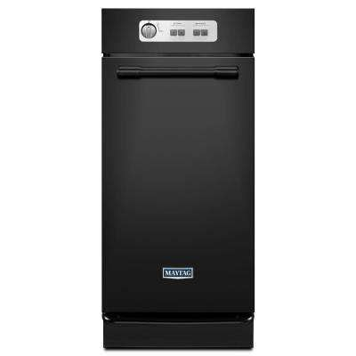 mtuc7500afb maytag 15 quot built in trash compactor black on maytag special buys dishwashers appliances the