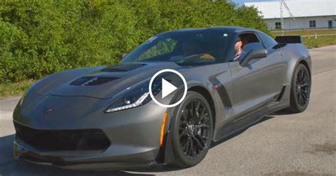 Really Cool Cars For Sale by Callaway Corvette Z06 Storms The Standing Mile Vettetv
