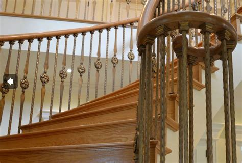 fitting a banister handrail how your stair handrail determines the look of your staircase