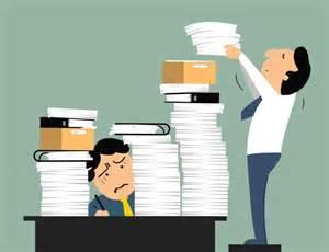 surcharge de travail le tabou commence 224 tomber