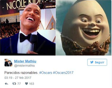 Memes De Los Oscars - oscars 2017 los memes de la gala