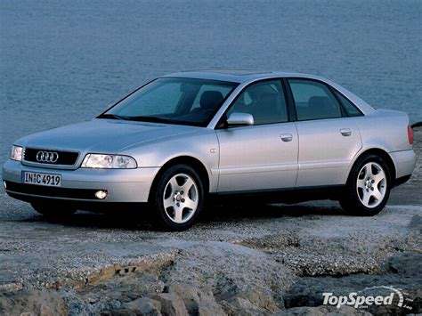 Audi A4 Baujahr 2000 by The Lord Of The Rings A4 Model Of Audi 2000