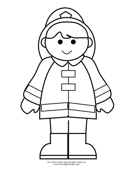 Free Coloring Pages Of Fireman Sam Of Tom Fireman Coloring Pages