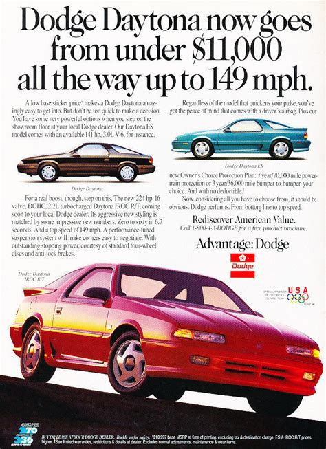 automotive air conditioning repair 1992 dodge daytona instrument cluster the most obscure special editions and forgotten limited run models dodge city