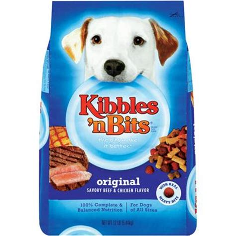 kibbles and bits puppy kibbles n bits original food food petcarerx